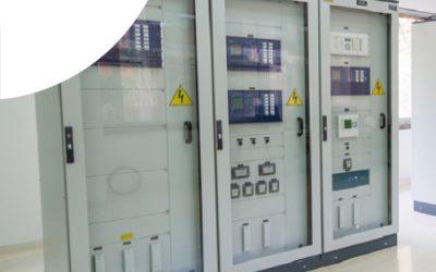 HMV- Sistema de control y protección para una subestación digital