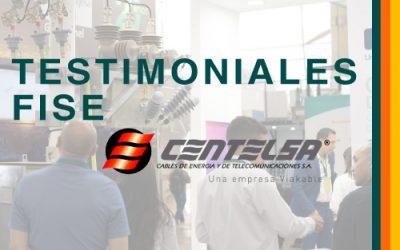 Centelsa, presente en las ocho ediciones de FISE