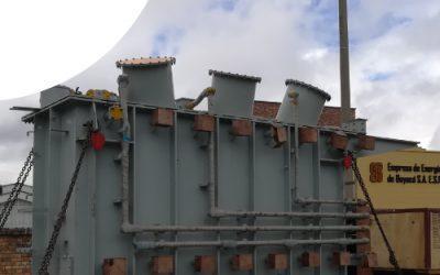 Melec: transformadores TAIKAI para la EBSA