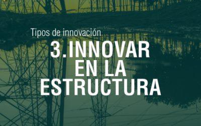 Innovar en la estructura